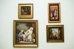 16 июня — 6 июля 2015 г. Персональная выставка Надежды Алимбетовой «Многоцветие»