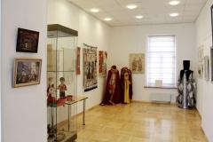 27 апреля — 27 мая 2015 г. Выставка молодых художников «Кирилл и Мефодий. Православные традиции»