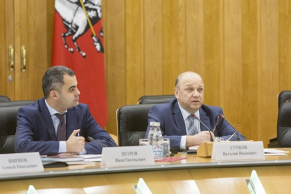 Итоговое заседания Московского координационного совета региональных землячеств при Правительстве Москвы