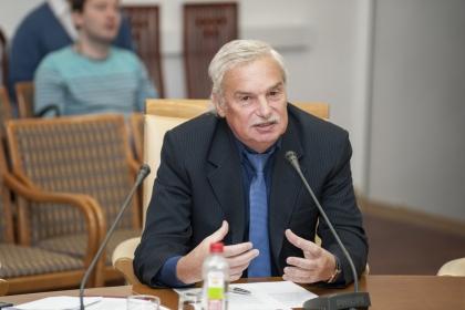 Комиссия по безопасности, общественной дипломатии и общественному контролю Совета по делам национальностей