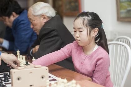Комиссия по спорту Совета по делам национальностей при Правительстве Москвы. Турнир по шахматам, посвященный п