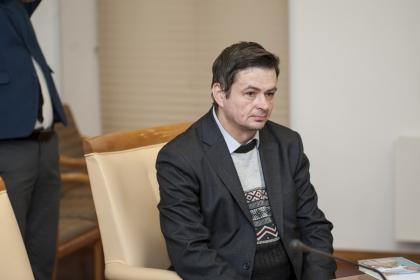 Общество дружбы и сотрудничества России с Узбекистаном. Круглый стол «Творчество