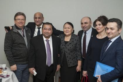 Совместное расширенное заседание Совета Ассамблеи народов России и Центрального Координационного Совета Молод