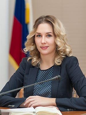 Тылец Мария Владимировна