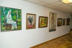 1 сентября — 17 сентября 2015 г. Выставка оренбургских художников Николая Морозова, Константина Долгашова, Анатолия Шлеюка