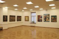 16 марта — 13 апреля 2015 г. Групповая выставка татарских художников «Этническое пространство. Запад+Восток»