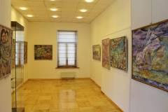 16 марта — 13 апреля 2015 г. Персональная выставка Раушании Бадретдиновой «Навруз. Город у Белой реки»