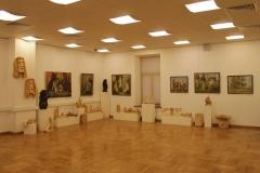 16 февраля — 13 марта 2015 г. Групповая выставка мордовских художников «ЭРЬМЕЗЬ»