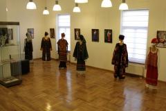 16 февраля — 13 марта 2015 г. Персональная выставка коллекции костюмов Тамары Добролюбовой «Моя Русь»