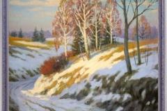 Кирсанов Н.А. Весна, холст, масло, 50х70_1