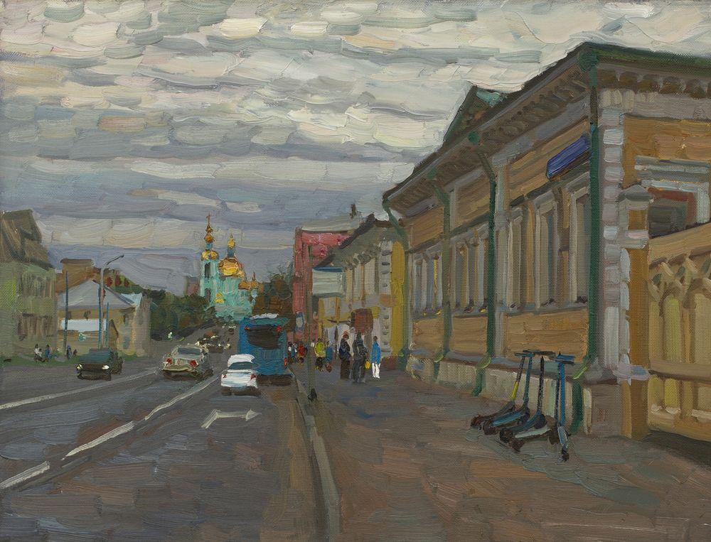 Дом В.Л. Пушкина. Старая Басманная