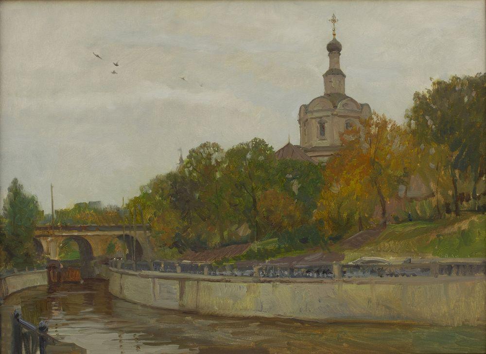 Спасо-Андроников монастырь на Яузе