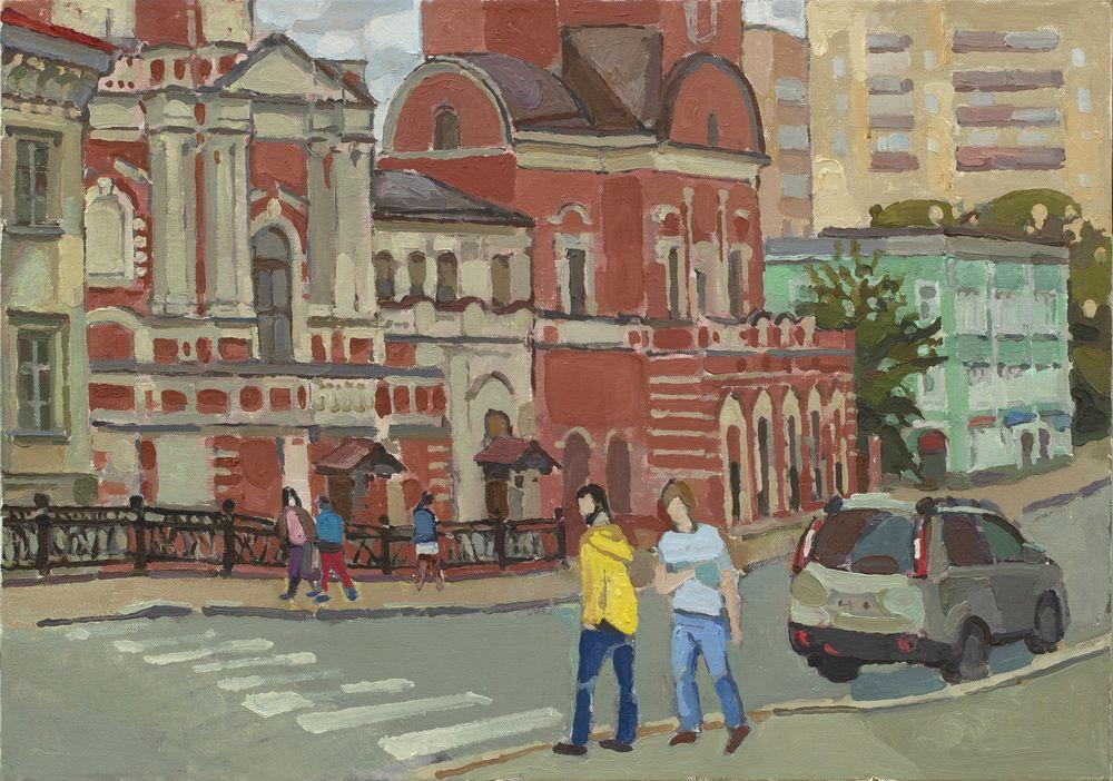 Улица Новая Басманная