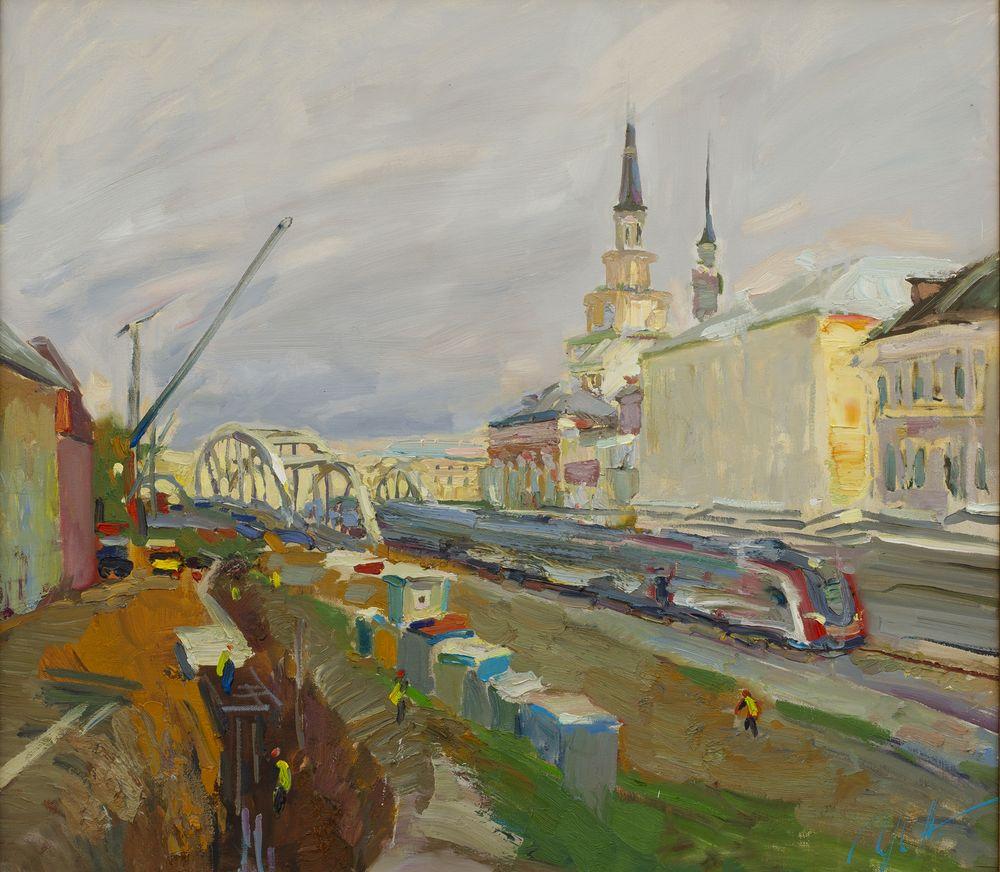 МЦД у Казанского