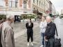 Экскурсия по Москве в рамках телекинофорума «Родные Тропы» Французы в Москве