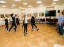 Танцевальный мастер класс