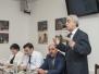 Встреча с пресс-секретарем Союза писателей Азербайджана