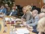 Заседание Совета по делам национальностей при Правительстве