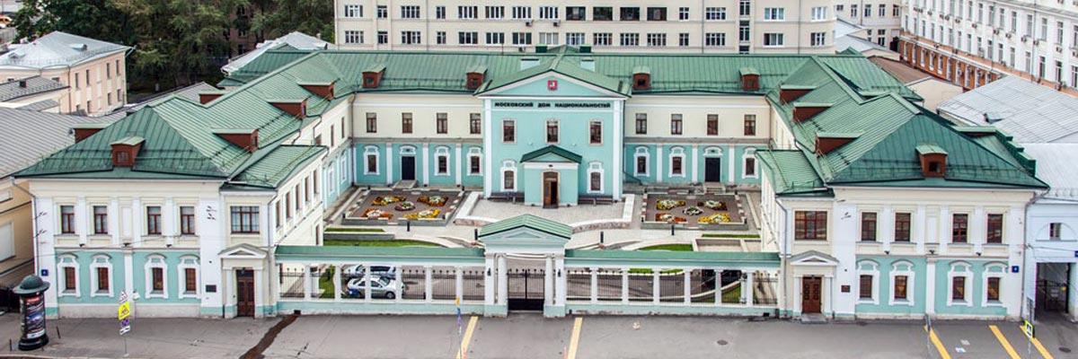 Постоянное представительство Республики Мордовия при Президенте РФ. Концерт «Песни нашей Победы»