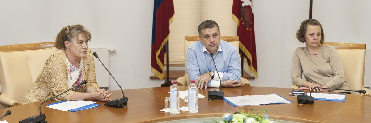 Заседание Комиссии по миграционной политике и адаптации мигрантов Совета по делам национальностей при Правительстве Москвы