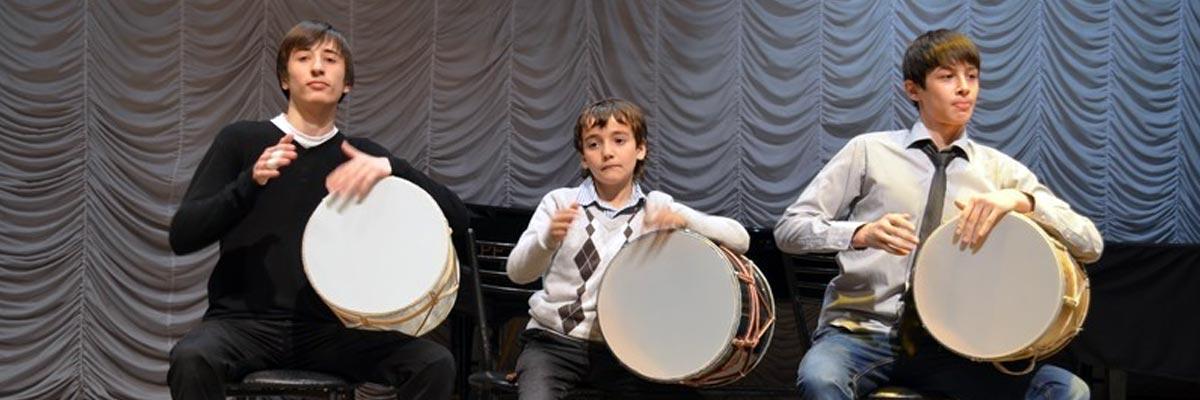 Первый городской открытый детско-юношеский фестиваль-конкурс «Сокровище нартов – Нальчик (НАРТИАДА)»