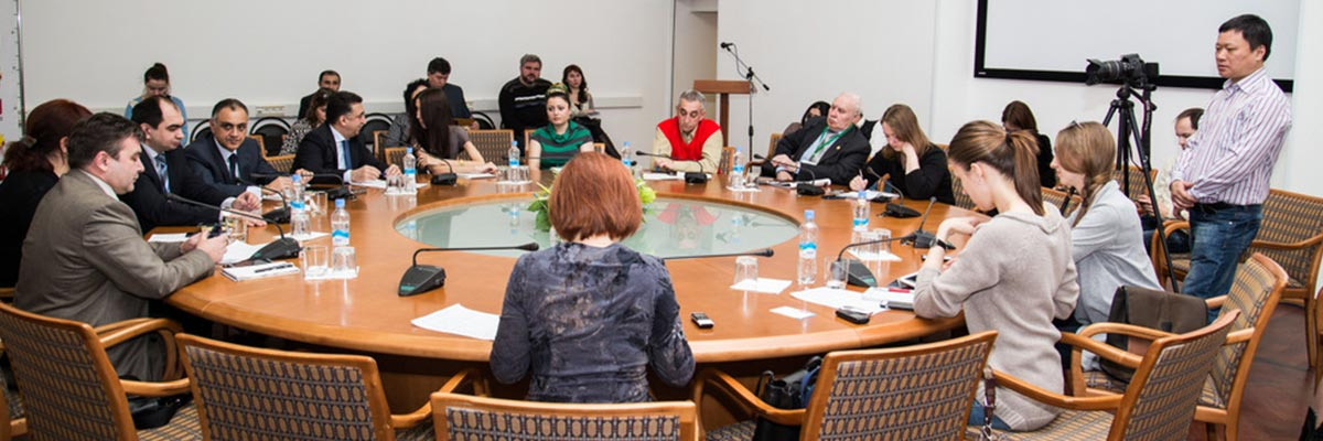 Пресс-клуб этнических СМИ г. Москвы при ГБУ «МДН». Пресс-конференция «Москва отметит Навруз»