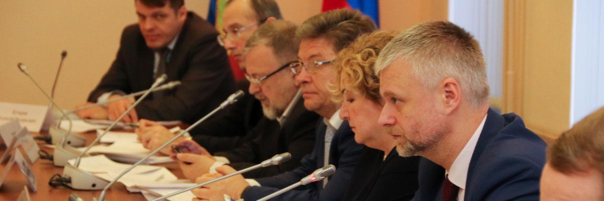 Заседание Консультативного совета по делам национально-культурных автономий при Федеральном агентстве по делам национальностей