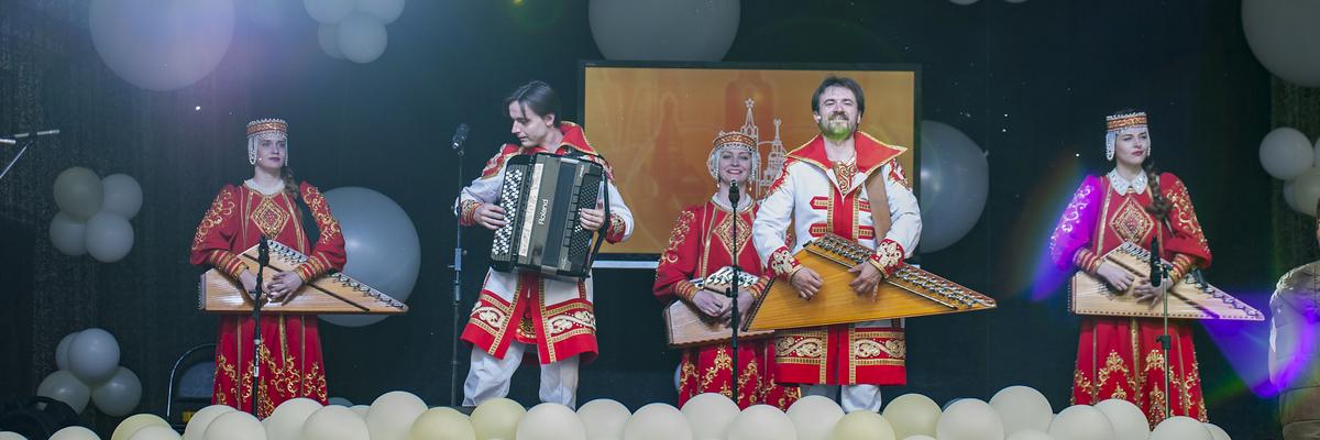 Торжественная церемония открытия фестиваля «Мы любим свой город» в рамках проекта ГБУ «МДН»
