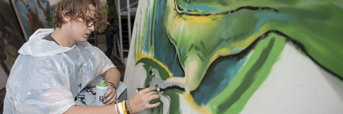 IX Молодежный межнациональный фестиваль «Разноцветная Москва»