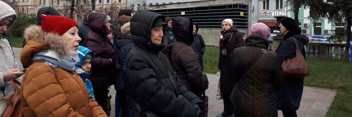 Цикл экскурсий «Москва героическая». Экскурсия «Новый взгляд на Варварку»