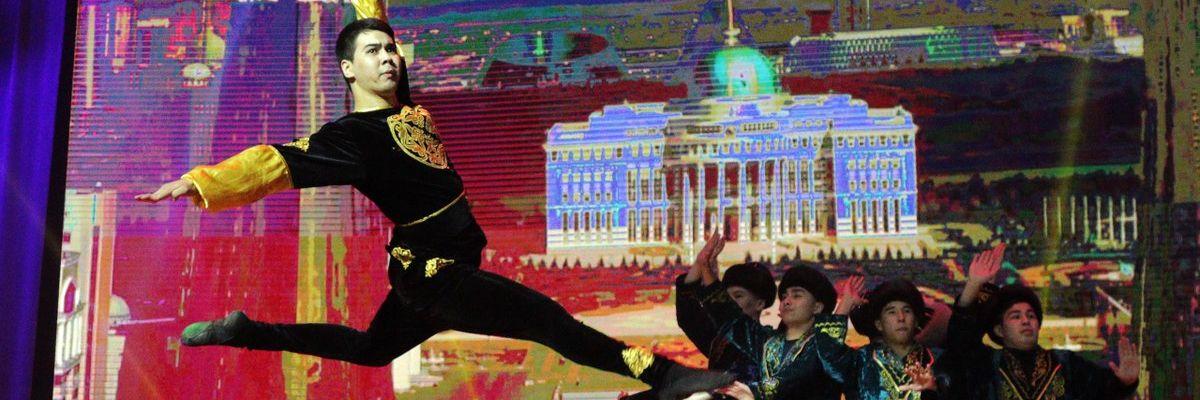 Гала-концерт «Алтын куз». По приглашению РОО Московское общество казахской культуры «Мурагер»