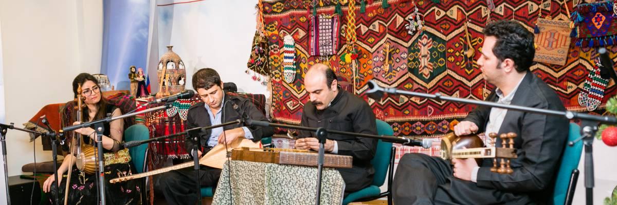 Федеральная национально-культурная автономия курдов Российской Федерации. Вечер курдской культуры и искусства