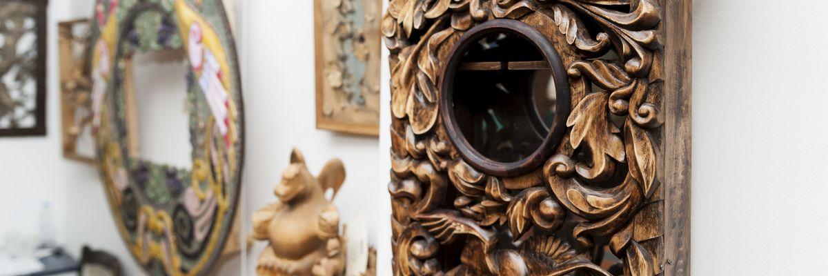 Творческий коллектив «Филигранная береста». Презентация выставки «Под крылом Жар-птицы»