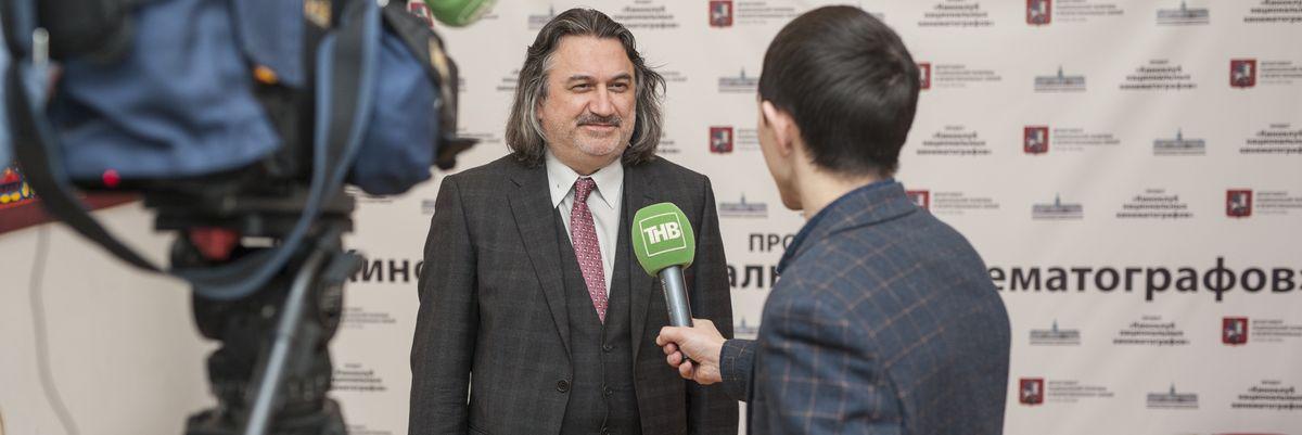 Кинопоказ в рамках проекта ГБУ «МДН»