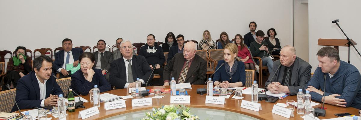Заседание Общественного совета ГБУ «МДН»