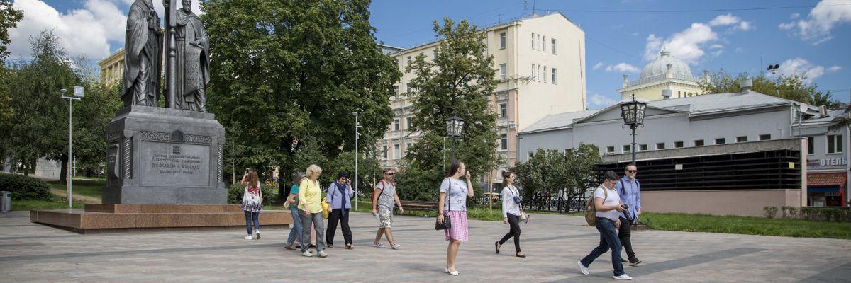 Родные Тропы. Квест по Москве: «Хитровка и Ивановская горка»