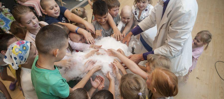 День знаний в ФГБУ «Российская детская клиническая больница»