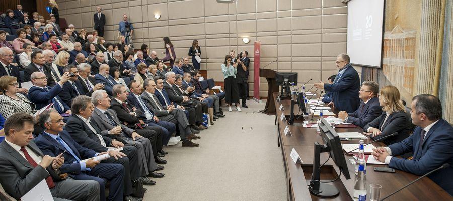 Расширенное заседание Общественного совета ГБУ «МДН» в рамках проекта ГБУ «МДН»