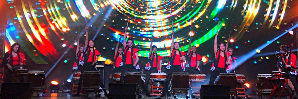 Межнациональный вечер «Москва в ритмах народов мира» в рамках проекта ГБУ «МДН»