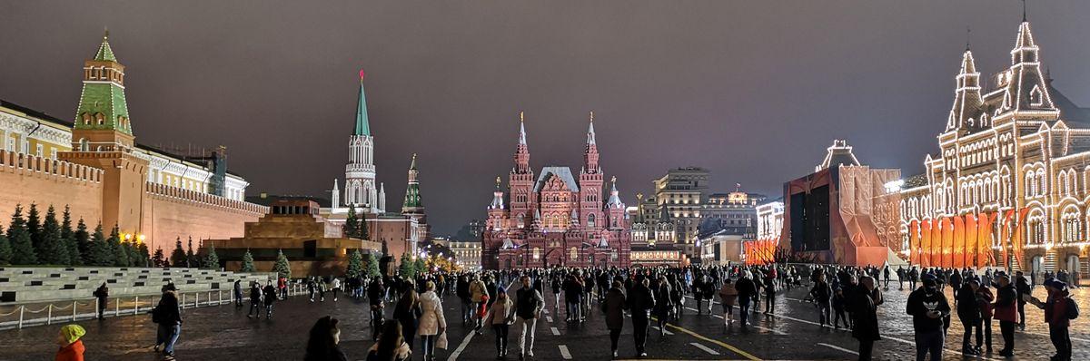Автобусная экскурсия «Прогулки по Москве. Ночная Москва: легенды и предания» в рамках проекта ГБУ «МДН»
