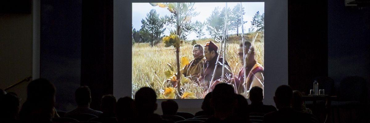 АНО «Новый институт культурологии». Показ документального фильма-исследования «Феномен Этигэлова. Загадка бурятского ламы»