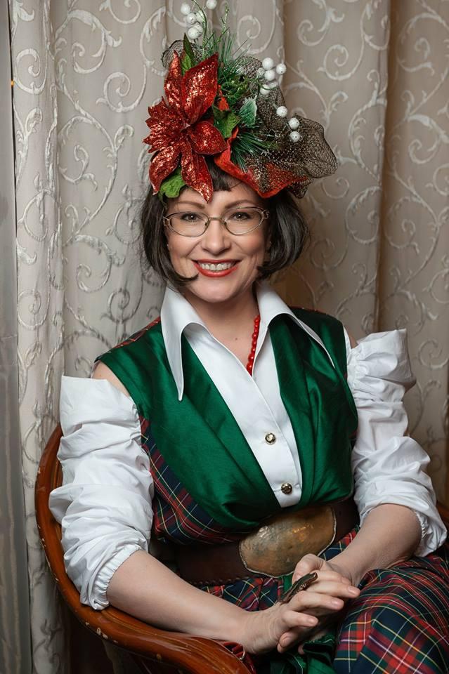 Культурно-просветительский проект «Народный карнавал Ирины Гончаровой»