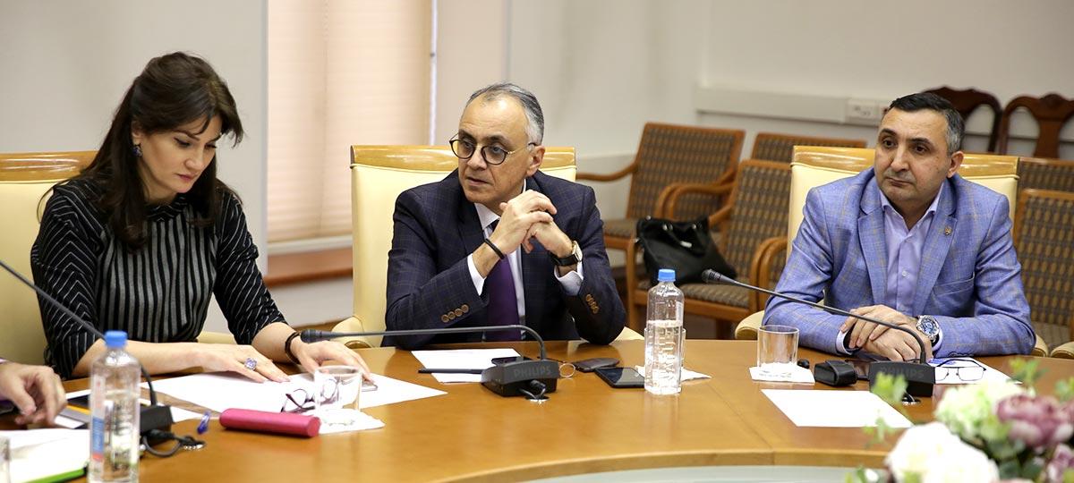 ОО «Федеральная национально-культурная автономия азербайджанцев России». Заседание Федерального Совета