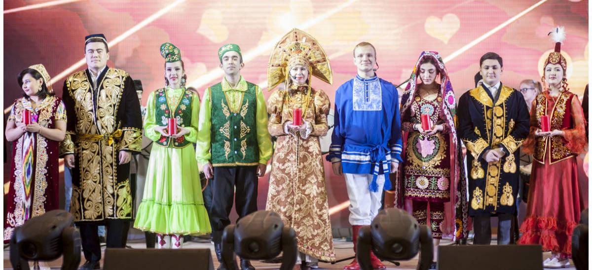 Московский общегородской праздник «Навруз-2019»