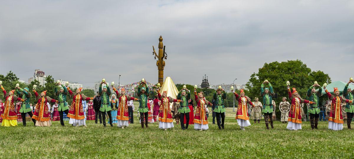 Концертная программа «ЫСЫАХ» в рамках проекта ГБУ «МДН»