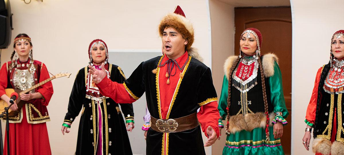 Концертная программа в рамках проекта ГБУ «МДН»