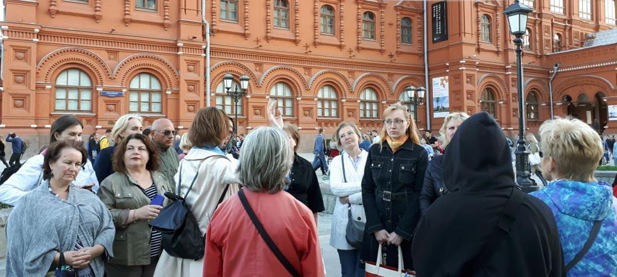 Экскурсия «Прогулки по Москве. Красная-прекрасная. Известное и позабытое о Красной площади»