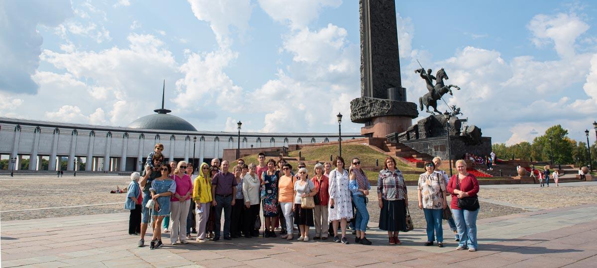 Автобусная экскурсия «Москва военная 1941-1945гг. с посещением музея обороны Москвы» в рамках проекта ГБУ «МДН»