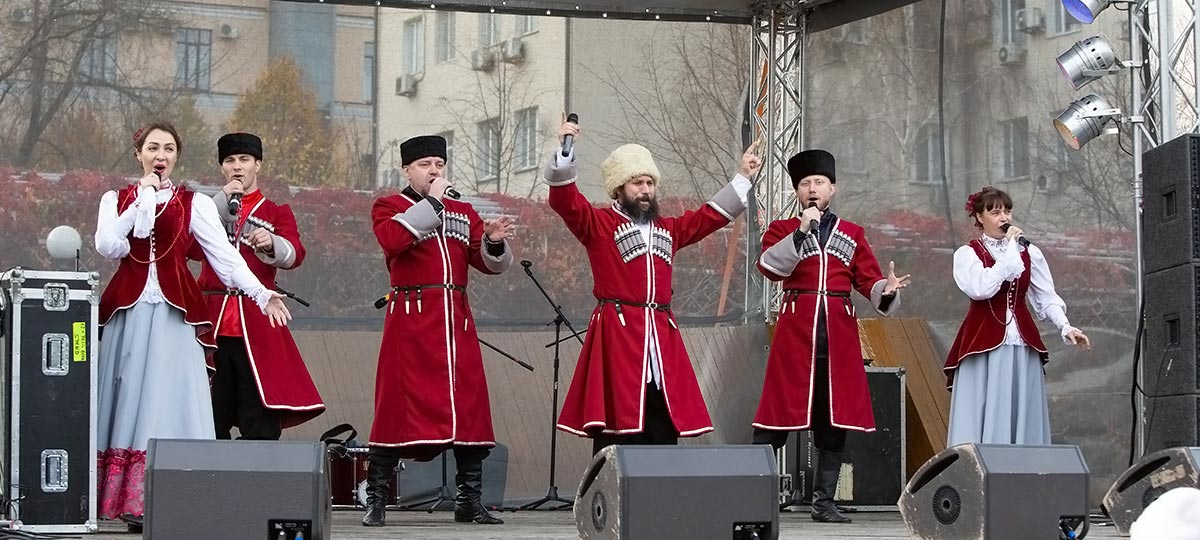 Социально-значимая акция «Москва — город мира, дружбы и согласия» в рамках проекта ГБУ «МДН»