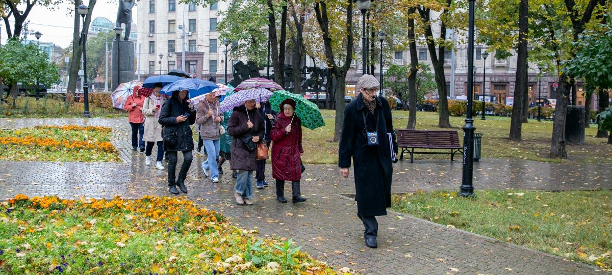 Экскурсия «Прогулки по Москве. Многонациональная Басманная слобода» в рамках проекта ГБУ «МДН»
